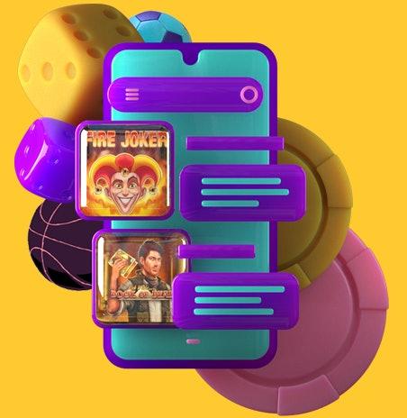 Andorid casumo casino app bilde