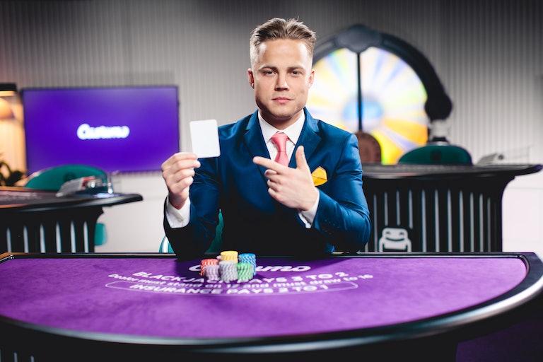 Black jack live casino