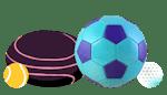 Sticky bar logo