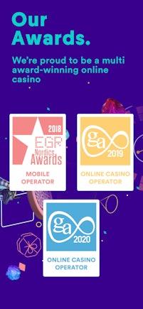 10- app screens awards