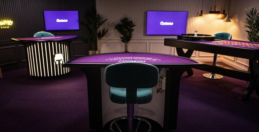 live casino studio desktop